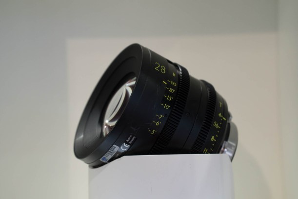 ARRI Rentals Prime 28 50mm Lens