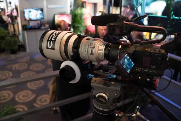 JVC LS300 4K Camera
