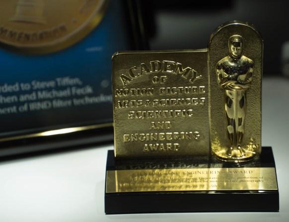 Tiffen AMPAS Technical Achievement Award 2014