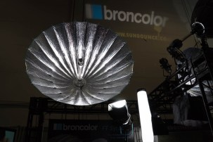 Broncolor Large Reflector and HMI