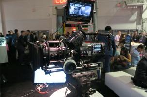 Panavised VariCam 35 with PV 21-100