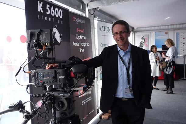 Pierre Andurand, President of Angenieux