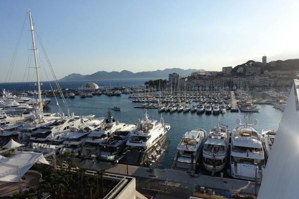 Cannes Yacht Harbor