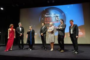 Roger Deakins honored by Irene Jacob, Denis Villeneuve, Agnieszka Holland, Jake Gyllenhaal, Frances McDormand, Joel Coen, Ethan Coen