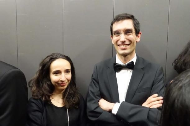 Mr & Mrs Igor Primault, CNC