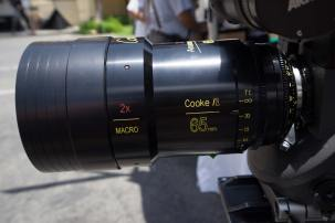 Cooke 65mm Macro Anamorphic. Photo: Mark Forman