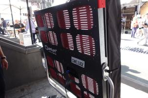 Cineo Quantum120 LED 4'x4' for Cinelease