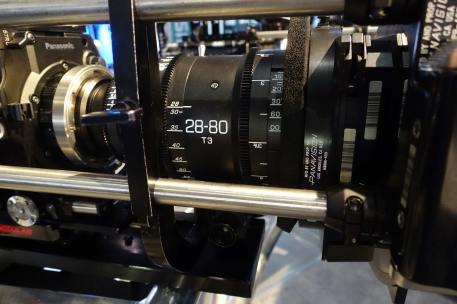 Panavision Primo 70 lens 28-80