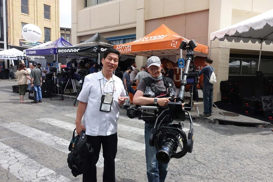 Masa Yasumoto and Curt Schaller