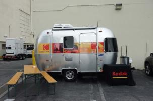 Kodak's Bambi Airstream
