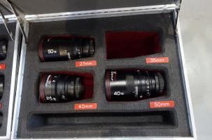 Panavision Primo 70 lenses