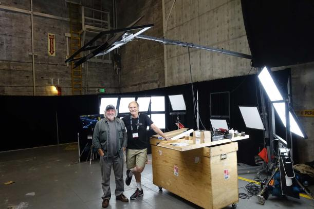 Rob Draper, ASC, Owen Stephens, SOC - Fill-Lite