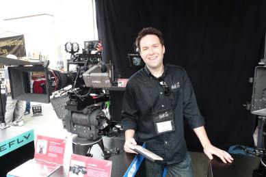 Andy Shipsides of AbelCine