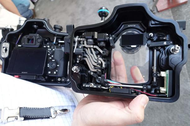 Great mechanical controls