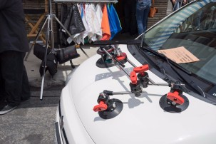 Matthews Car Mount Kit
