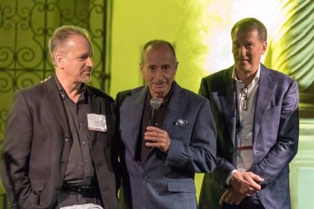 Glenn Kennel, Volker Bahnemann, Walter Trauninger