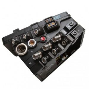 Proteus & HD-SDI splitter & Electra V-Mount