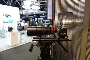 Angenieux 24-290 on RED Dragon
