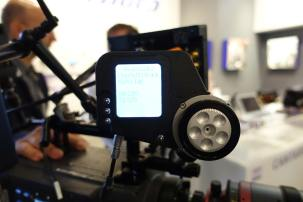 Transvideo CineMultiTrack distance measuring