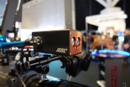 Prototype ARRI/cmotion focus device