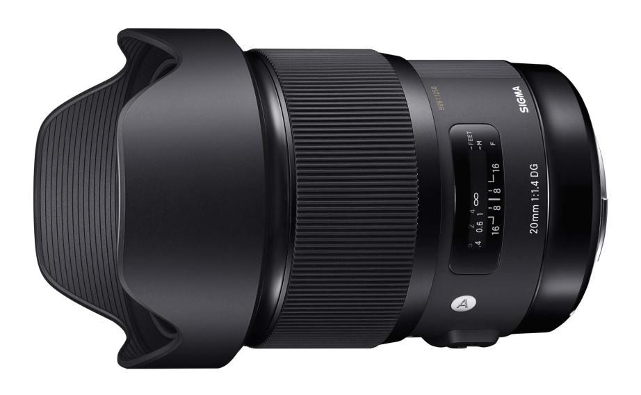 Sigma Art 20mm f1.4 DG