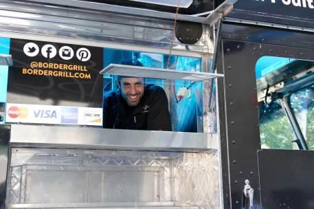 Border Grill Truck Chef