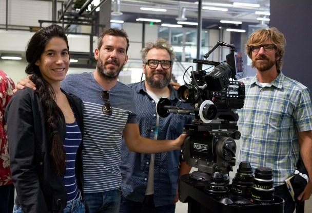 Eloi Moli, Cinematographer/ Camera Operator Pablo Diez, AEC Asociacion Española de Cinematografos Tania Espinosa, First AC. Bryce Grubler, Director
