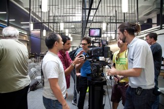 Javier Costa, Camera Operator SOC Marshall Victory- Cinematographer Michael Dean, Camera Operator SOC Tony Sullivan, Director Steer J Brown, Camera Operator