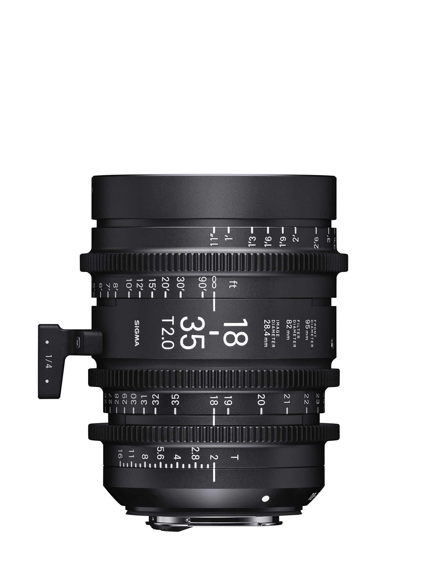 Sigma Full Frame And S35 Cine Lenses Film And Digital Times