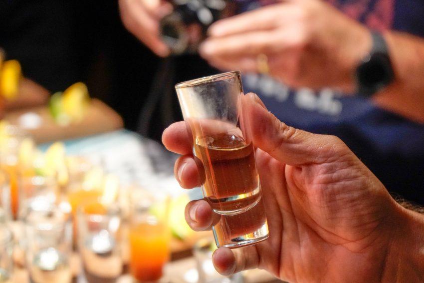 Tequila Tasting at La Condesa in the Cellar