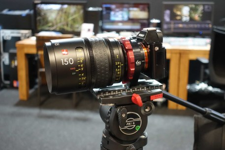 Raptor FF Macro 150 on Sony a7
