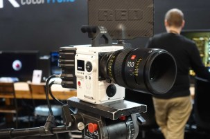 RED Helium 8K Special Edition (in white)