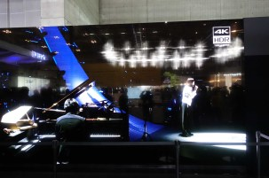 Sony Cledis giant, modular LED display