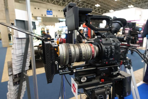 Technical Farm is dealer for Angenieux EZ zooms in Japan