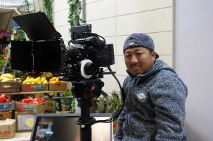 "Kei Takahashi, Cinematographer of ""Kuhana!"""