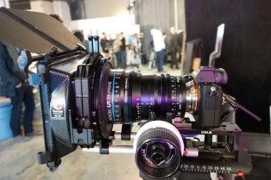 Schneider Xenon FF Cine Tilt 25mm