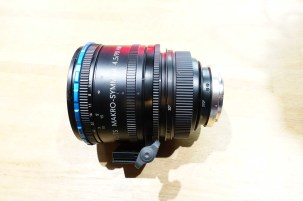 RVZ Rehoused Schneider Makro-Symmar 90mm f/4.5 Tilt/Shift lens