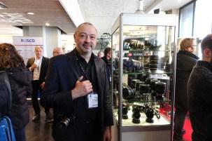 Tommaso Vergallo and Leica Summilux-C, Summicron-C, and M0.8 lenses