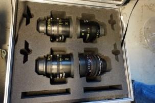 ARRI Prime 65 lenses