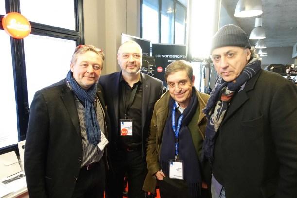 Gerhard Baier, Tommaso Vergallo, Olivier Chiavassa, Darius Khondji, ASC, AFC
