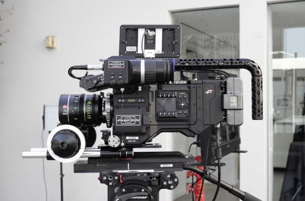 Panavision DXL with SP70 to PL mount