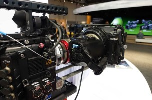 Band Pro servo control for Angenieux EZ