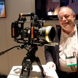 Hawk65 60mm and Mark Weir