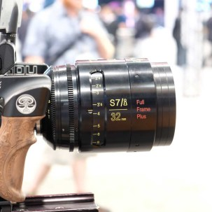 Cooke S7/i Full Frame plus