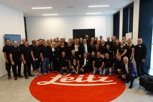 Leitz Cine Wetzlar Team