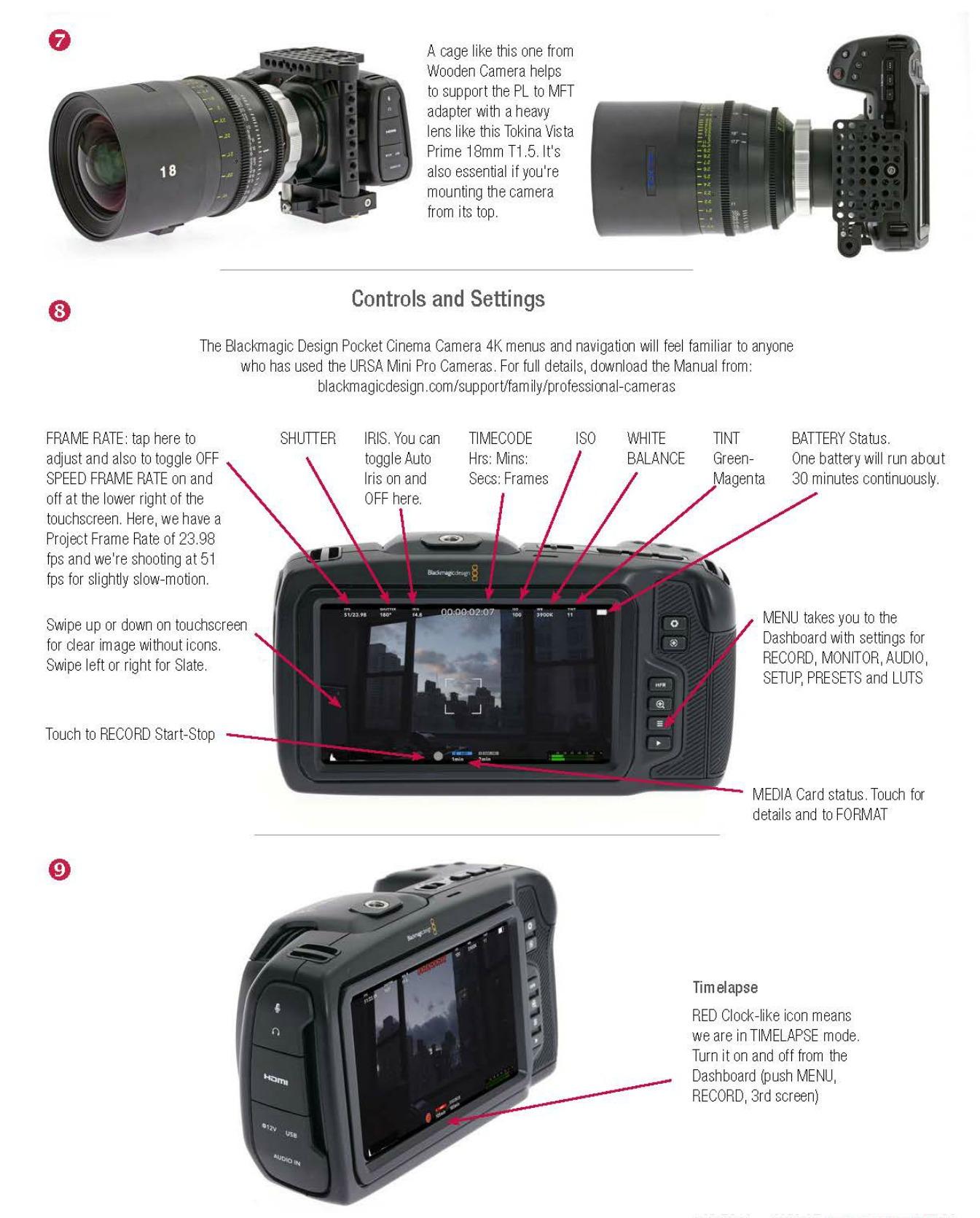 Blackmagic Pocket Cinema Camera 4K & RAW   Film and Digital Times