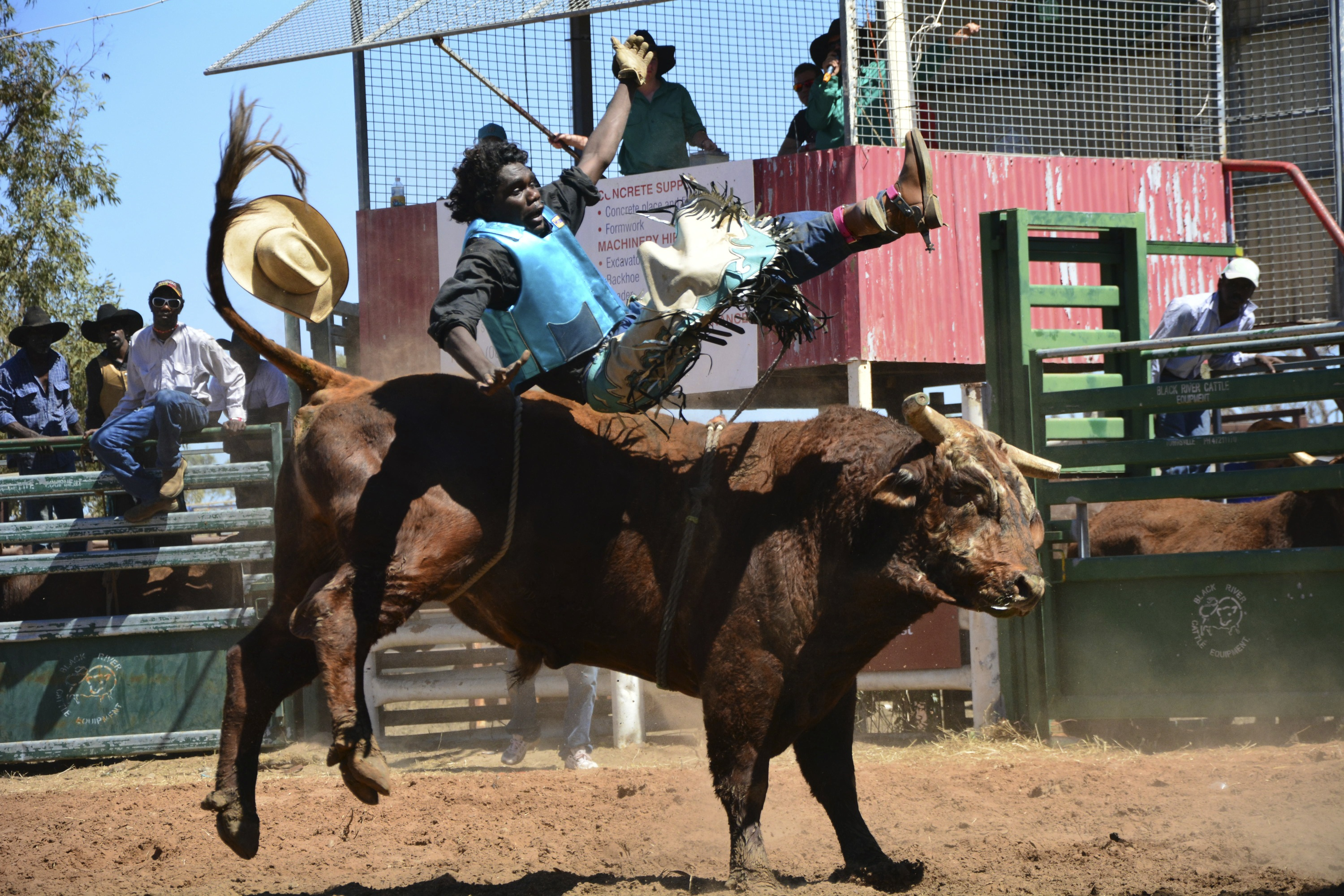 Borroloola Rodeo Archives 187 Are We There Yet