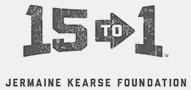 15 to 1: Jermaine Kearse Foundation logo