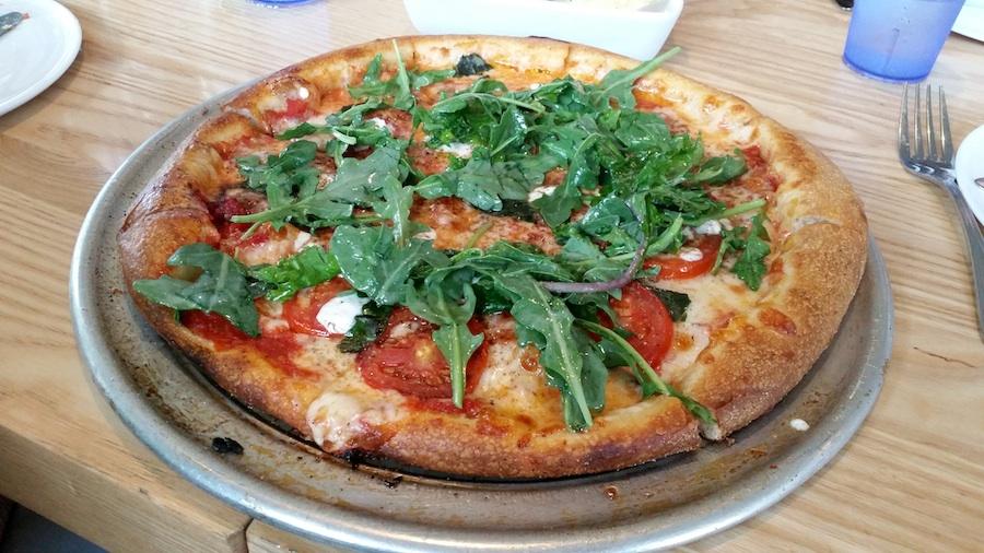 St. Philip Pizza