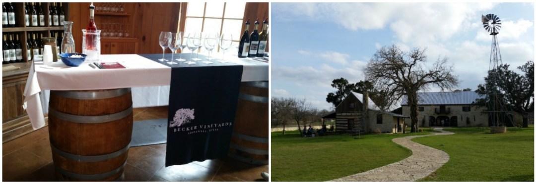 Becker Vineyards Fredericksburg Texas Wine